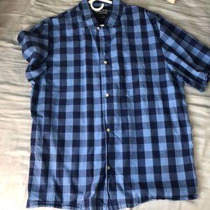 Nautica Sleep Ware SS dress shirt (New)